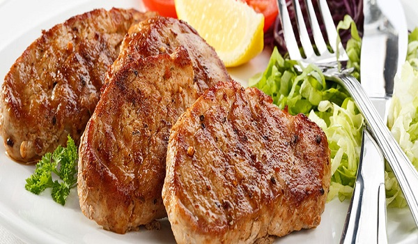 German Style Pork Chops