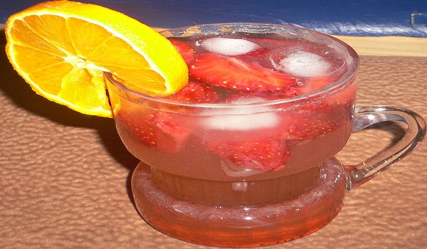 Ginger Ale Punch Recipe