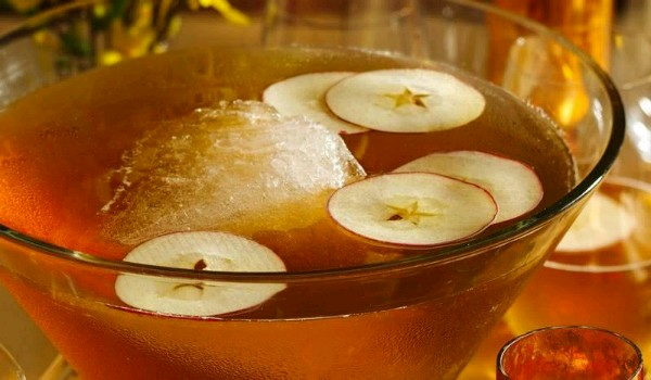Ginger Apple Fruit Punch
