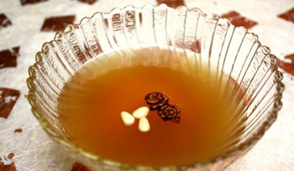 Ginger Honey Drink