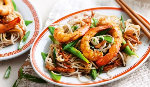 Ginger Prawn Recipe