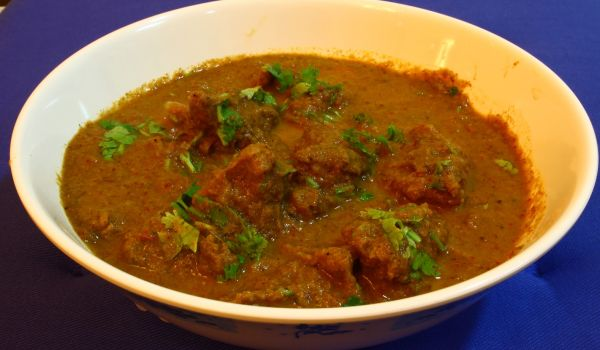 Goan Mutton Curry
