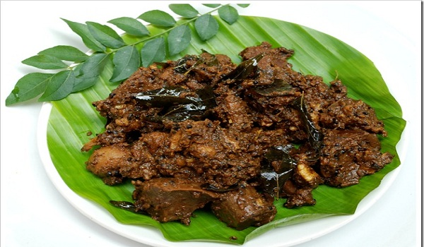 Goat liver curry Recipe