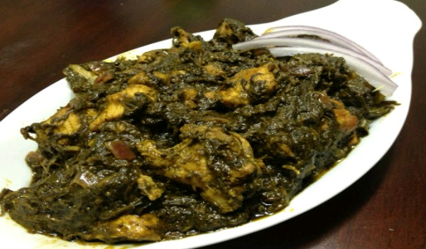 Gongura Chicken Recipe