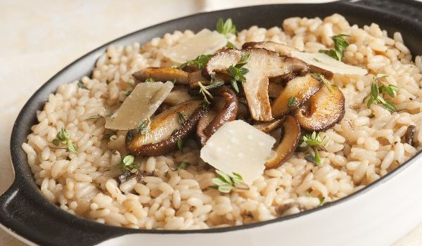 Gourmet Mushroom Risotto Recipe