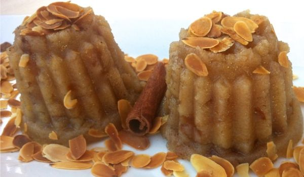 Greek Halva Recipe