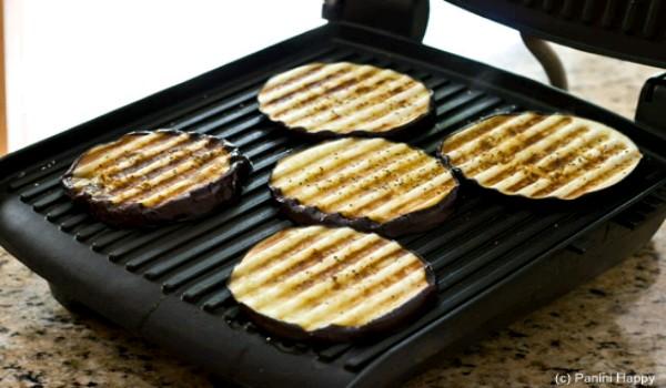 Grilled Brinjals