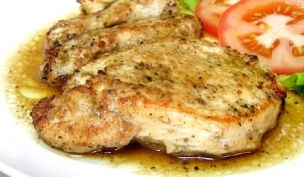 Grilled Pepper Chicken Recipe