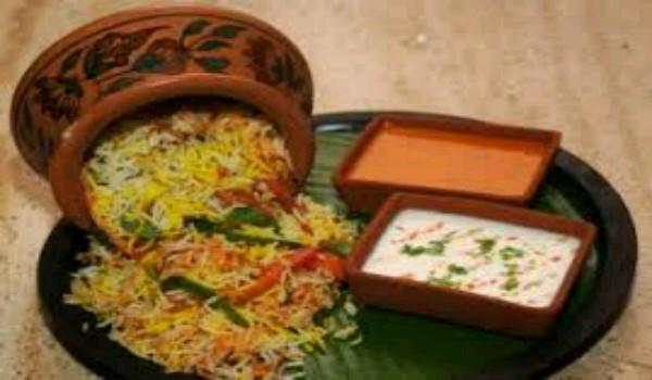 Handi Biryani Recipe