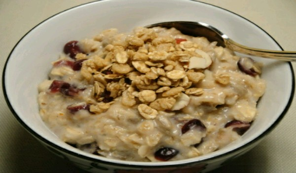 Health Nut Oatmeal