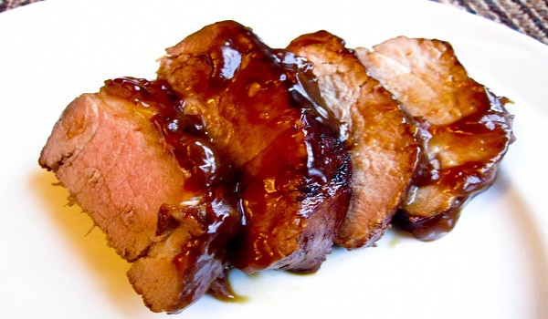 Honey Glazed Pork Tenderloin Recipe
