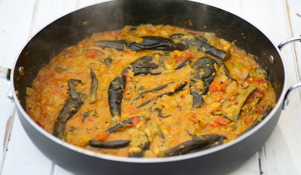 Indian Eggplant Curry Recipe
