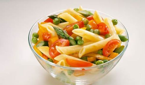 Indian Pasta Salad Recipe