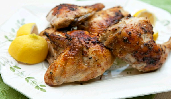Italian Roasted Chicken