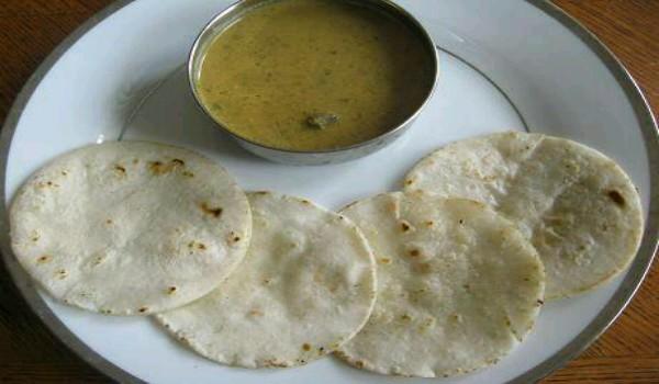 Jowar Bhakri Recipe