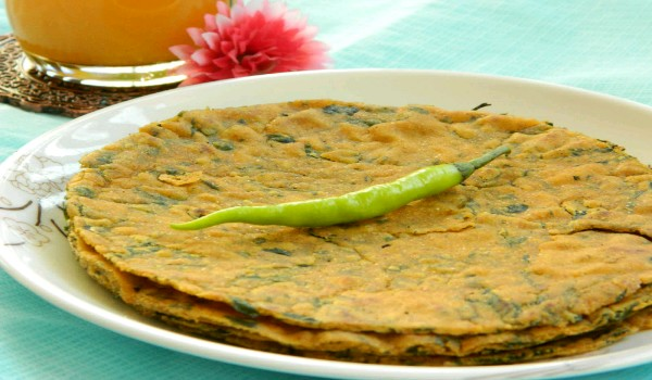 Jowar Methi ki Roti Recipe