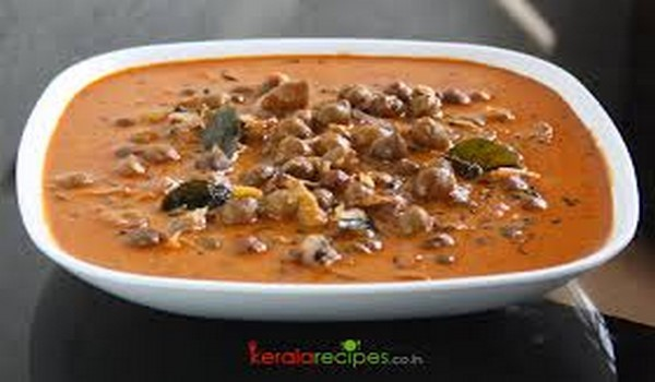 Kadala Curry Recipe