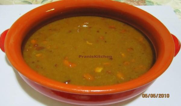 Kadala Payasam Recipe