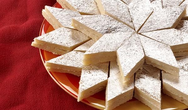 Kaju Katli Recipe How To Make Kaju Katli How To Prepare Kaju Katli Recipe