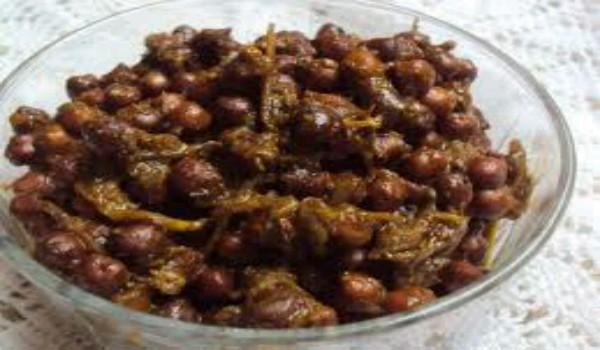 Kala Channa Recipe