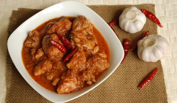 Kashmiri Chicken Recipe