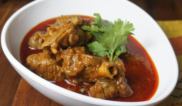 Kashmiri Mutton Curry