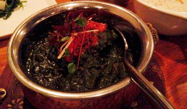 Kashmiri Spinach
