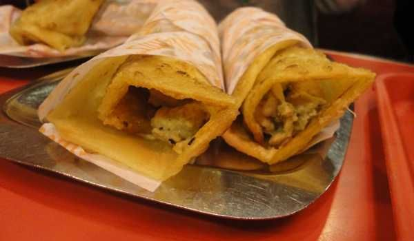 Kathi Kebab