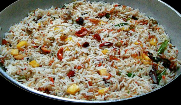 Kerala Fried Rice