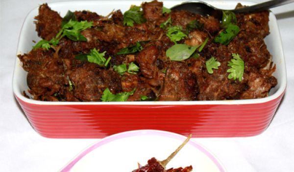 Kerala Mutton Fry