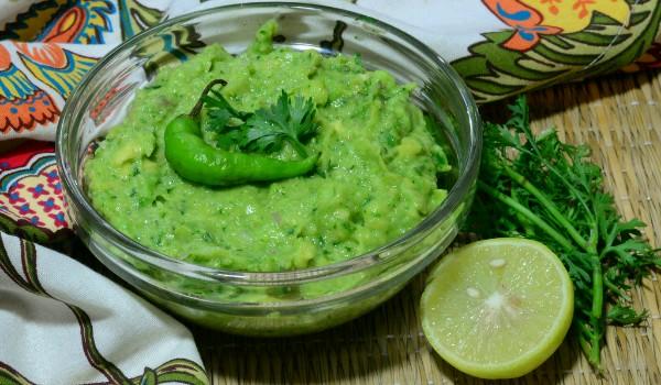 Kerala Style Avocado Chutney Recipe