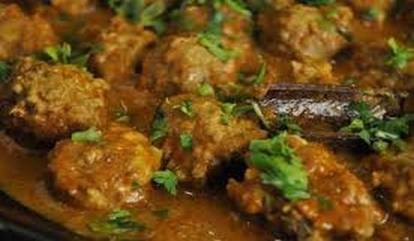 Kheema Kofta Curry Recipe