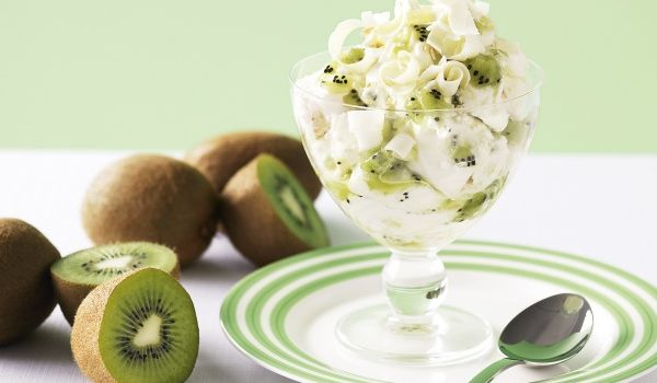 Kiwi Fruit Cream