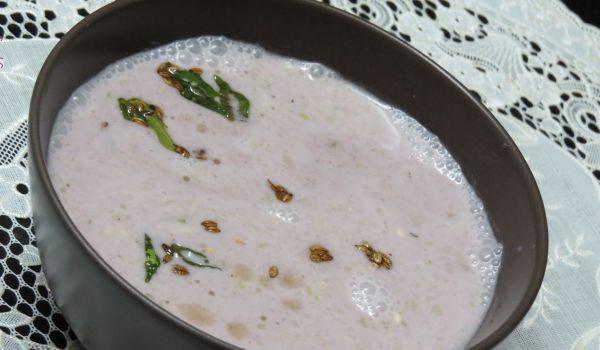 Kokum Kadhi Recipe