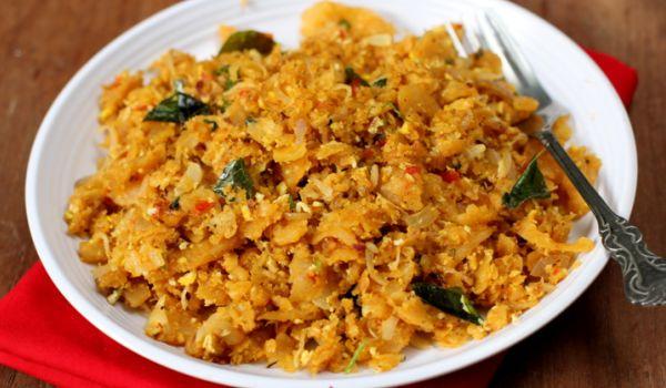 Kuttu Paratha Recipe