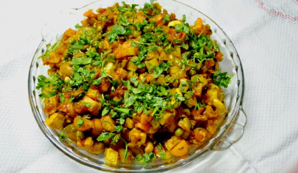 Laganshala Stew Recipe