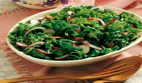 Leaf Lettuce Salad Recipe