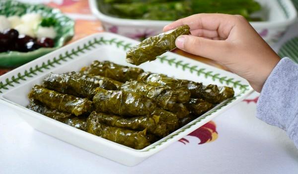 Leaf Rolls Recipe