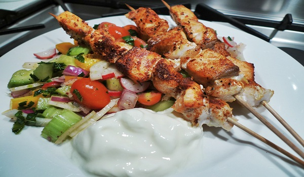 Lebanese Kebab