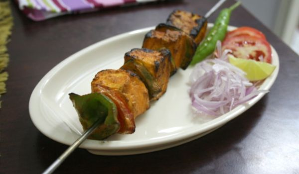 Low Carb Paneer Tikka