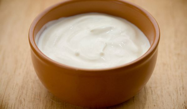 Low Fat Curd