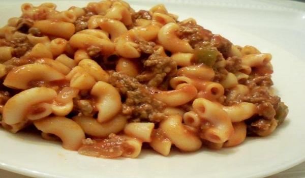 Macaroni Beef Casserole Recipe