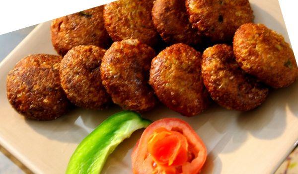 Machchi Ke Shami Kabab Recipe