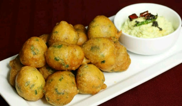 Maida Bonda Recipe