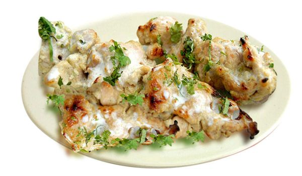 Malai Chicken Recipe