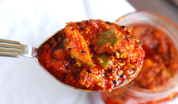 Mango Achar Recipe