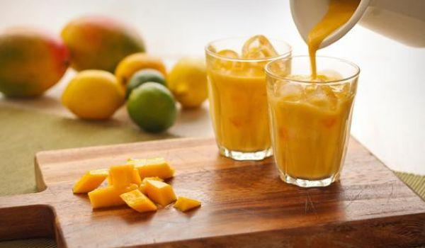 Mango and Passion Fruit Smoothie Recipe