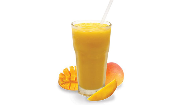 Mango Apple Smoothie