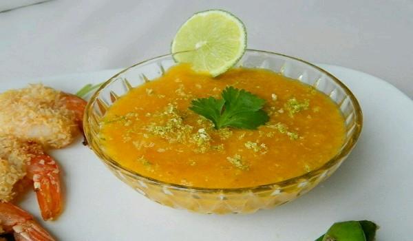 Mango Coconut Sauce Recipe