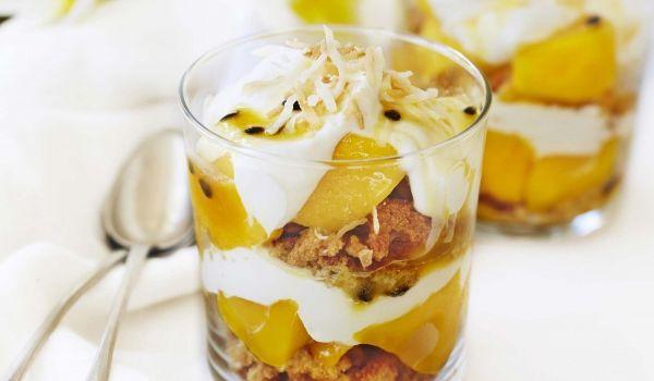 Mango Crunch Recipe